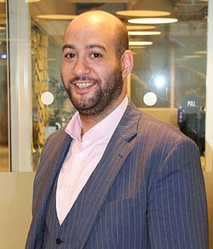 Kaz Avcin - Relationship Director
