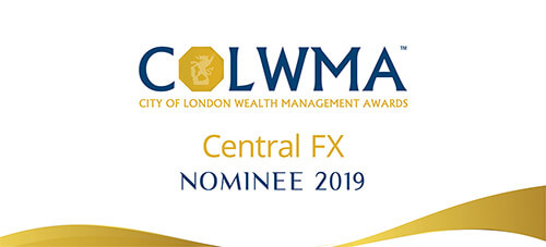 City of London Wealth Management Awards Nominee Logo