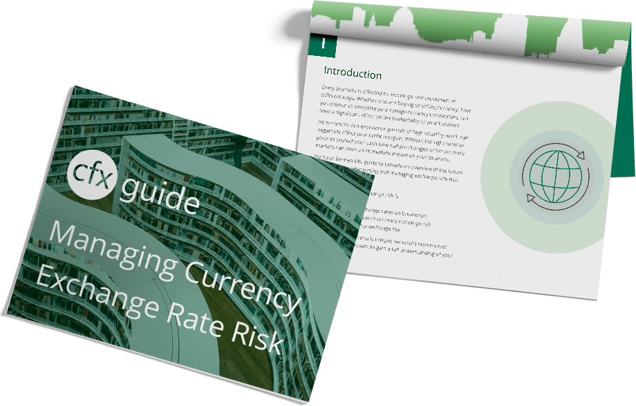 Cover - A Guide to Managing Exchange Rate Risk