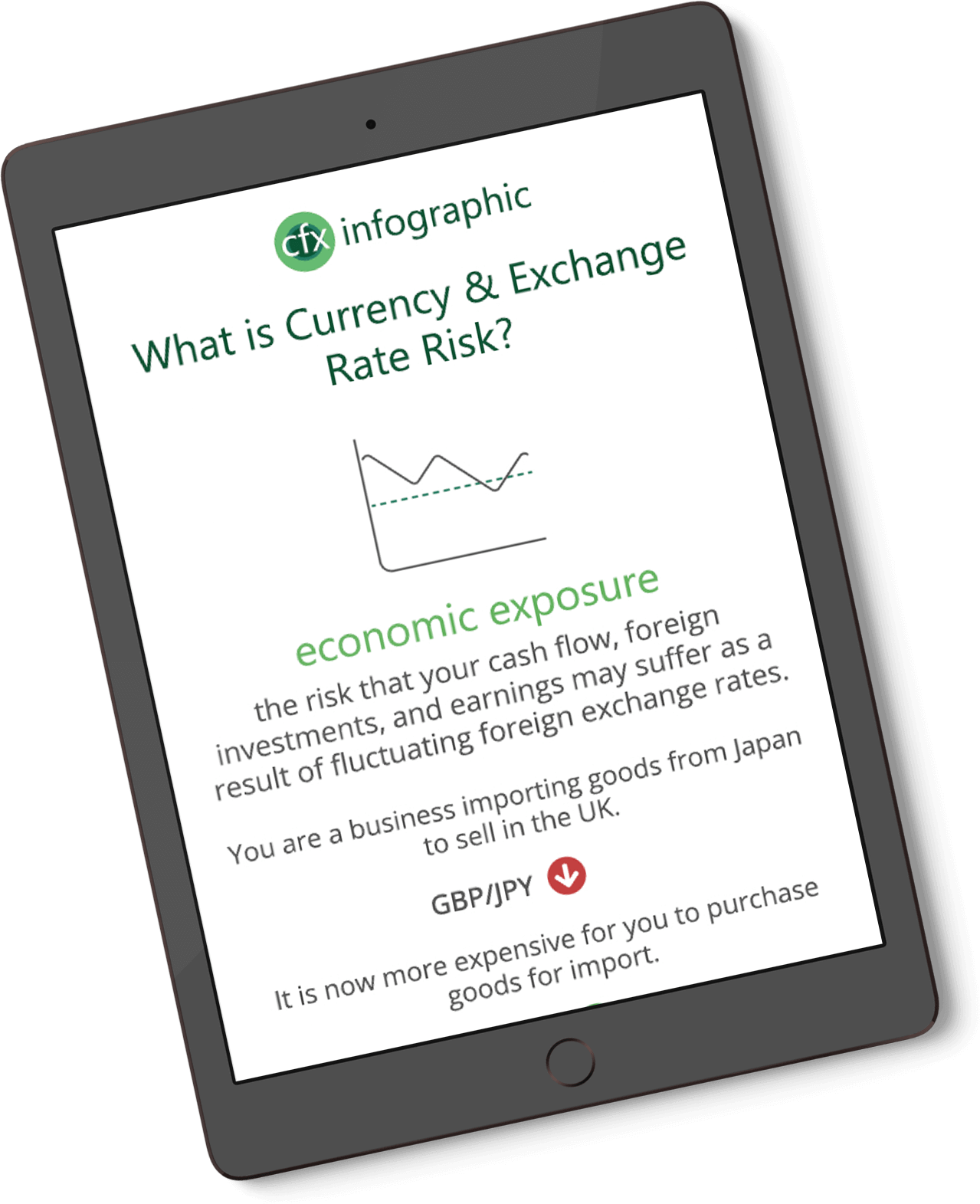 Preview of What is Currency & Exchange Risk Infographic