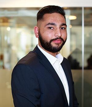 Jagvir Rakkar - Business Development